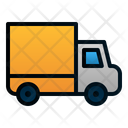 Delivery Truck Transportation Icon