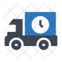 Delivery Truck Vehicle Icon