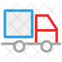 Van Delivery Carry Icon