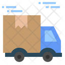 Transport Delivery Deliver Icon