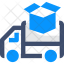 Free Delivery Delivery Truck Delivery Van Icon