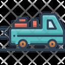 Deliverable Deliver Courier Icon