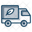 Delivery Truck Delivery Van Delivery Vehicle Icon