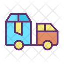 Trucks Transportation Delivery Truck Delivery Transport Icon