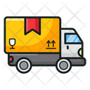 Delivery Van Logistic Delivery Delivery Services Icon