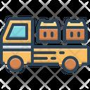 Cargo Goods Wares Icon
