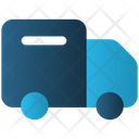 E Commerce Truck Shipping Icon