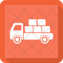 Delivery Truck Arrival Icon