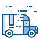 Deliver Fast Shipping Icon