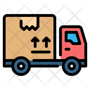 Delivery Deliver Truck Icon