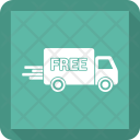 Arrival Delivery Free Icon