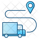 Transport Shipping Box Icon