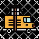 Delivery Home Van Icon