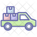 Delivery Truck Icon