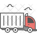Cargo Delivery Cargo Truck Container Truck Icon