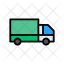 Delivery Truck Lorry Icon