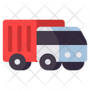 Mstandard Shipping Delivery Truck Shipping Truck Icon