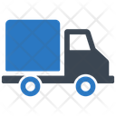 Courier Van Delivery Icon