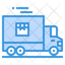Delivery Truck Logistics Icon
