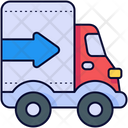 Delivery Truck Truck Delivery Icon