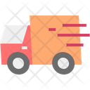 Delivery Truck Ecommerce Vehicle Icon