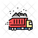 Truck Delivery Color Icon