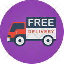 Delivery Truck Logistic Truck Lorry Icon