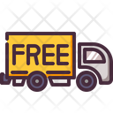 Delivery Free Truck Icon
