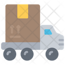 Delivery Gift Sales Icon