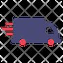 Delivery E Commerce Logistic Icon
