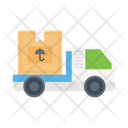 Delivery Logistics Parcel Icon