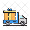 Delivery Package Box Icon