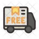 Delivery Black Friday Commerce Icon