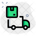 Delivery Truck Truck Delivery Box Truck Box Icon