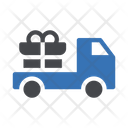Delivery Truck Delivery Gift Icon