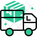 Delivery Truck Delivery Cargo Icon