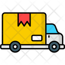 Delivery Truck Delivery Relocation Icon