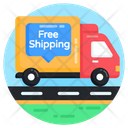 Shipping Truck Delivery Truck Cargo Truck Icon