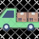 Cargo Truck Cargo Truck Icon