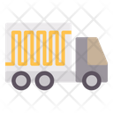 Delivery Truck Shipping Truck Cargo Icon