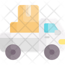 Delivery Truck Mover Truck Cargo Truck Icon