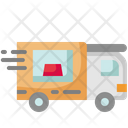 Delivery Truck Delivery Cargo Truck Icon