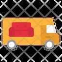 Delivery Truck Sofa Truck Icon