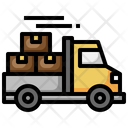 Delivery Truck Shipping Delivery Icon