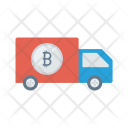 Delivery Truck Can Icon
