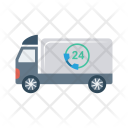Delivery Vehicle Transport Icon