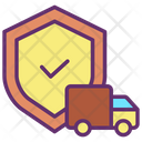 Delivery Security Delivery Protection Parcel Security Icon