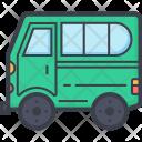 Delivery Van Truck Icon