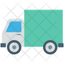 Delivery Van Shipping Icon