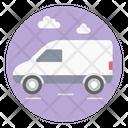 Delivery Transport Delivery Van Cargo Service Icon